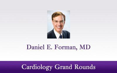Geriatric Cardiology: Patient-Centered Care for Contemporary Healthcare Challenges