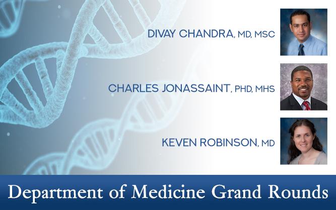 Special K Klub: Chandra, Jonassaint, Robinson